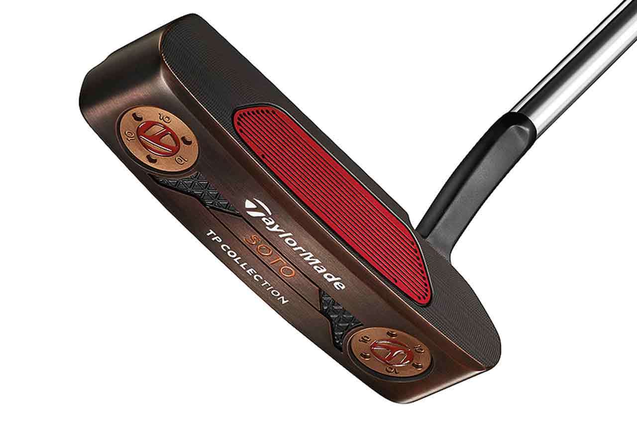 TaylorMade TP Collection Black Copper Soto