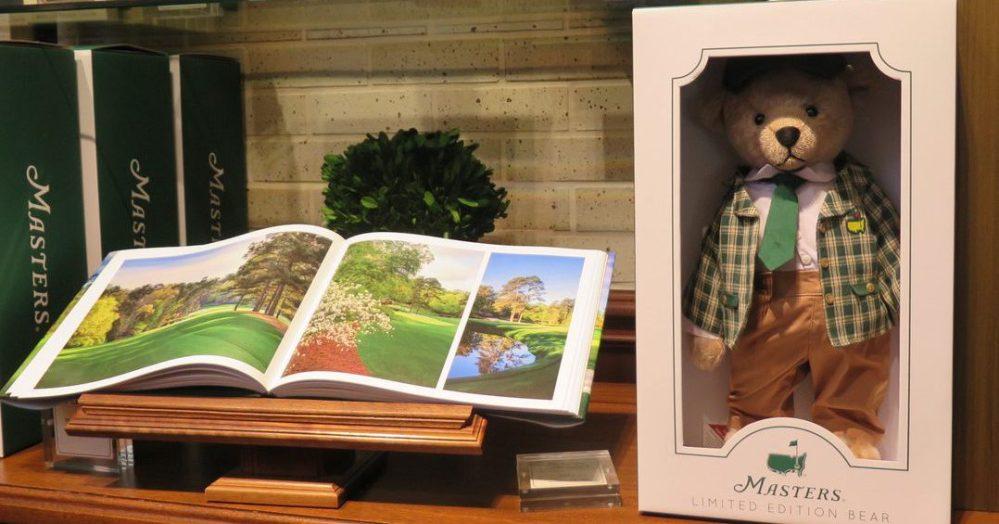 Masters Merchandise (Golfweek/Geoff Shackelford)