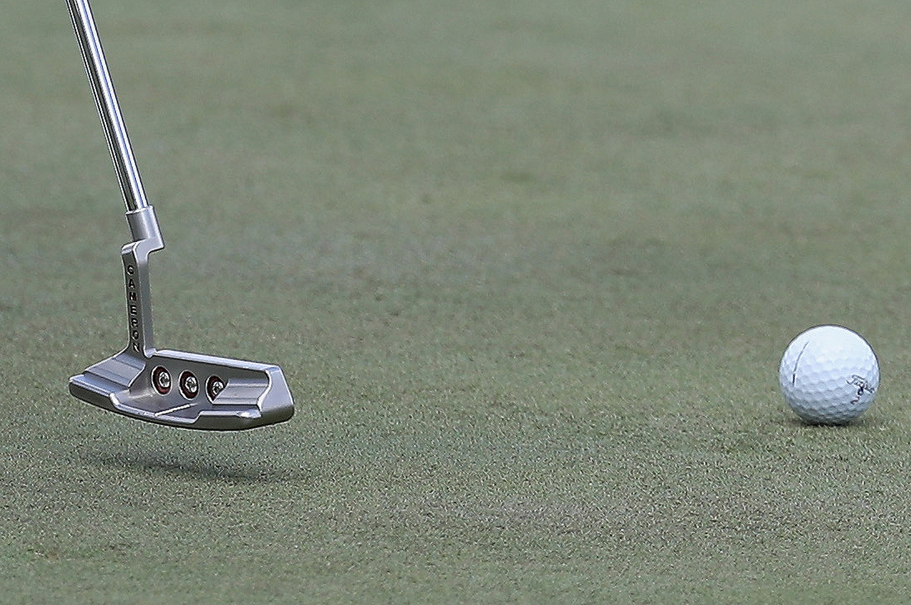 Brooks Koepka's Scotty Cameron putter