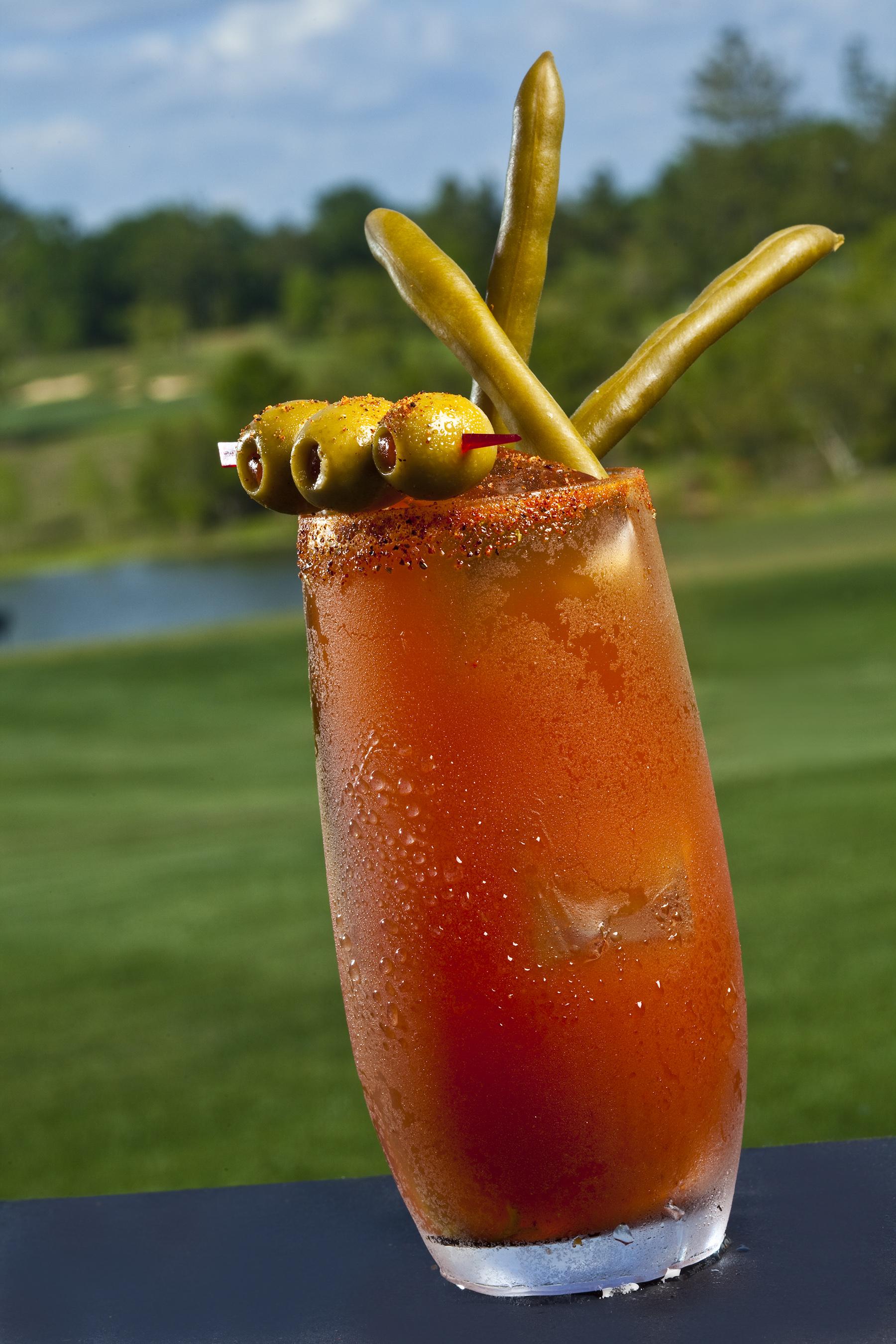 Fallen Oak Bloody Mary