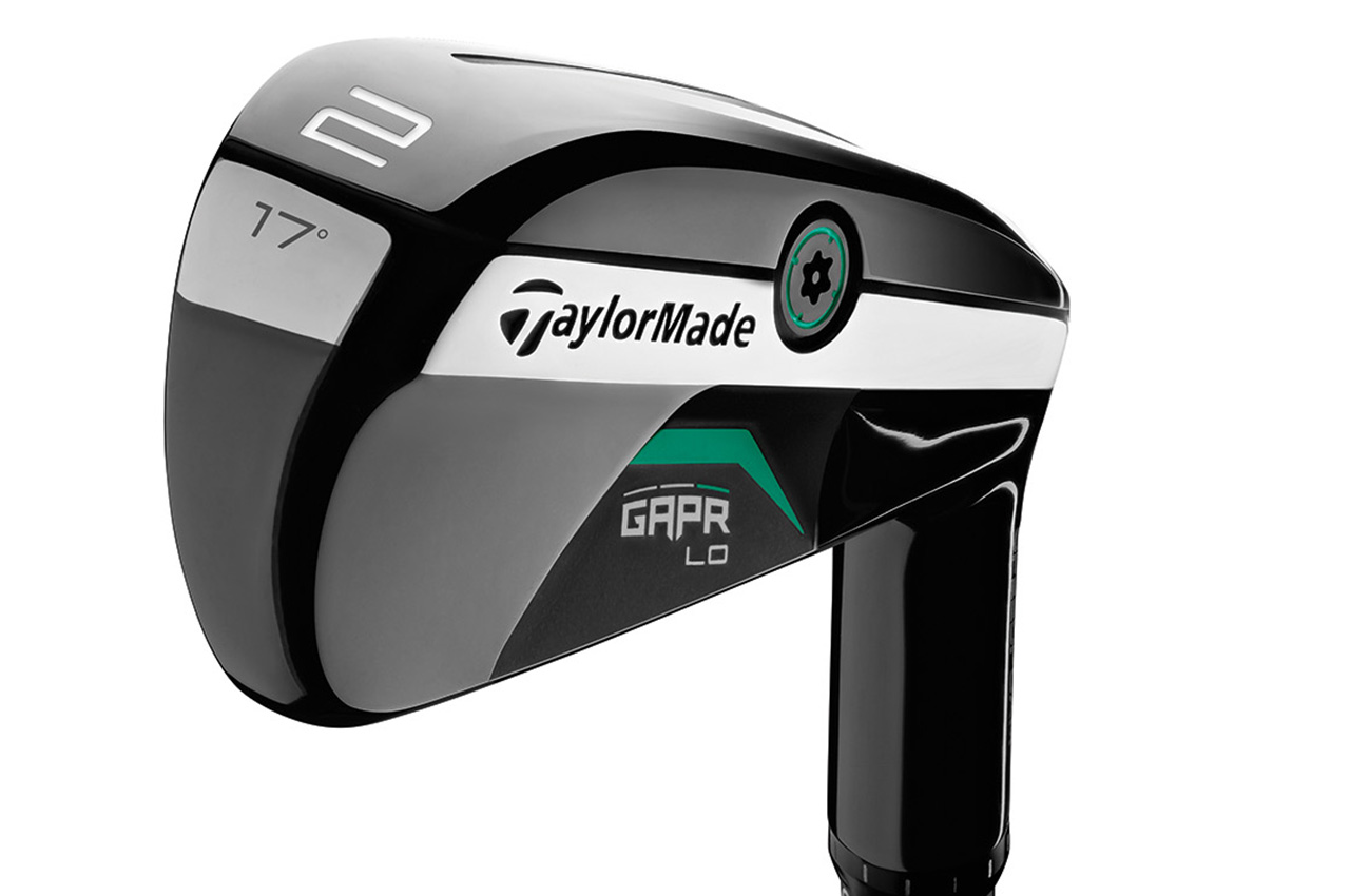 TaylorMade GAPR Lo irons