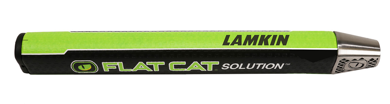 Flat Cat Solution putter grip