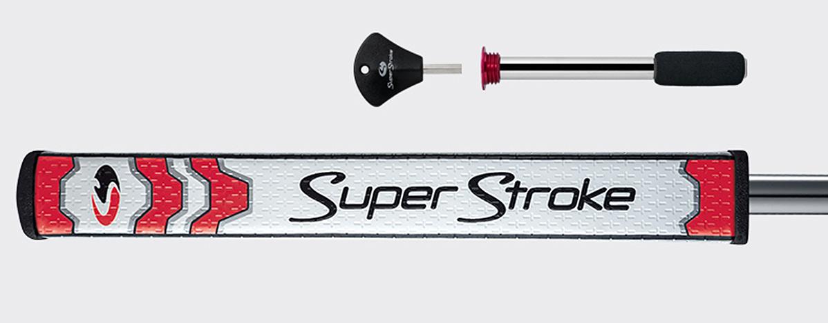 Super Stroke CounterCore Flatso 2.0 grip