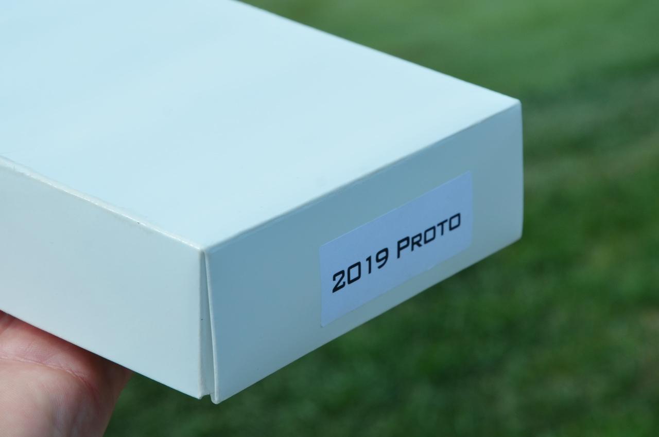 Titleist 2019 Proto golf balls