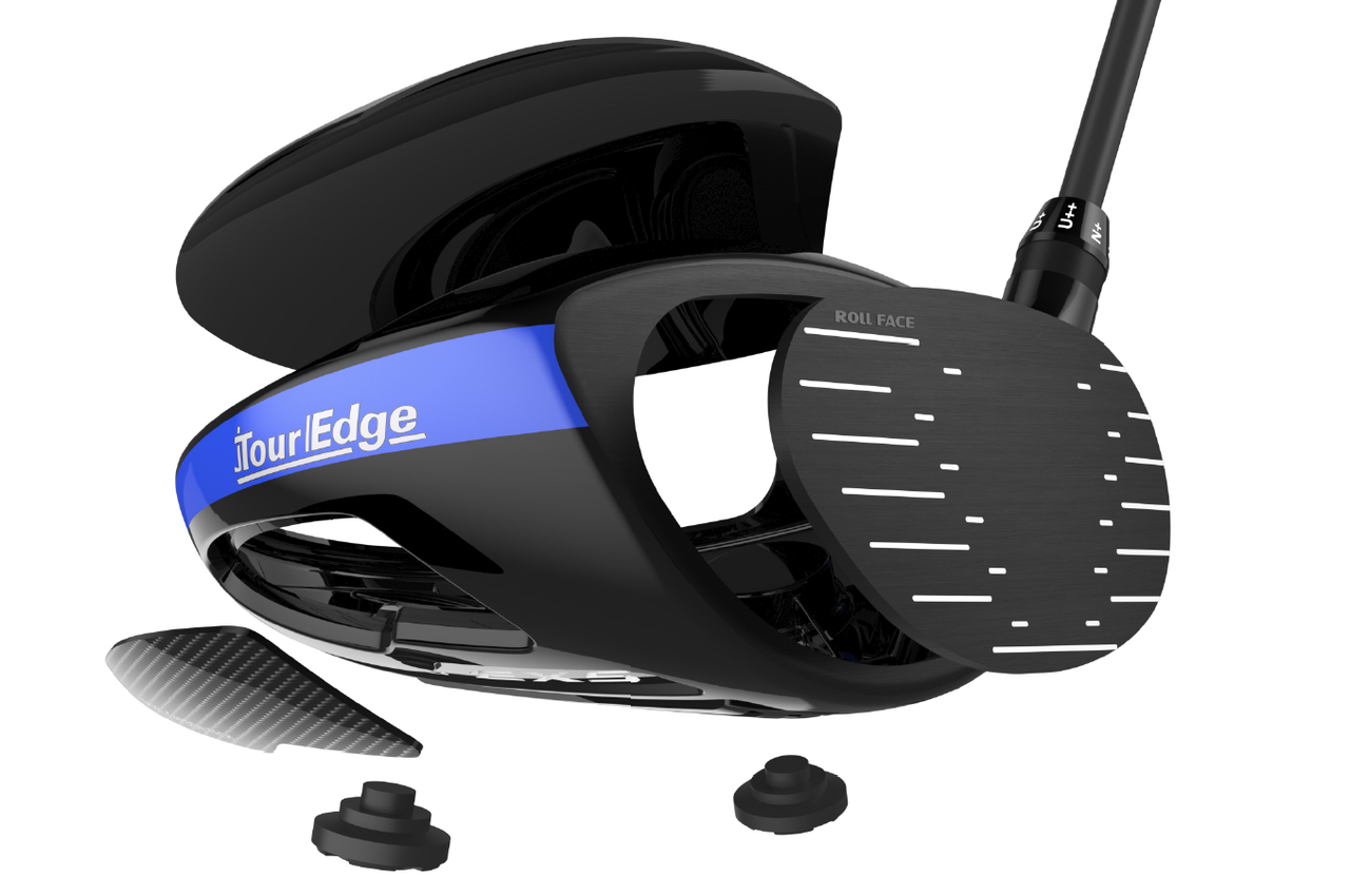 Tour Edge Exotics EXS driver