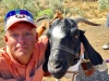 Golfweek Jason Lusk meets a new pal at Silvies.