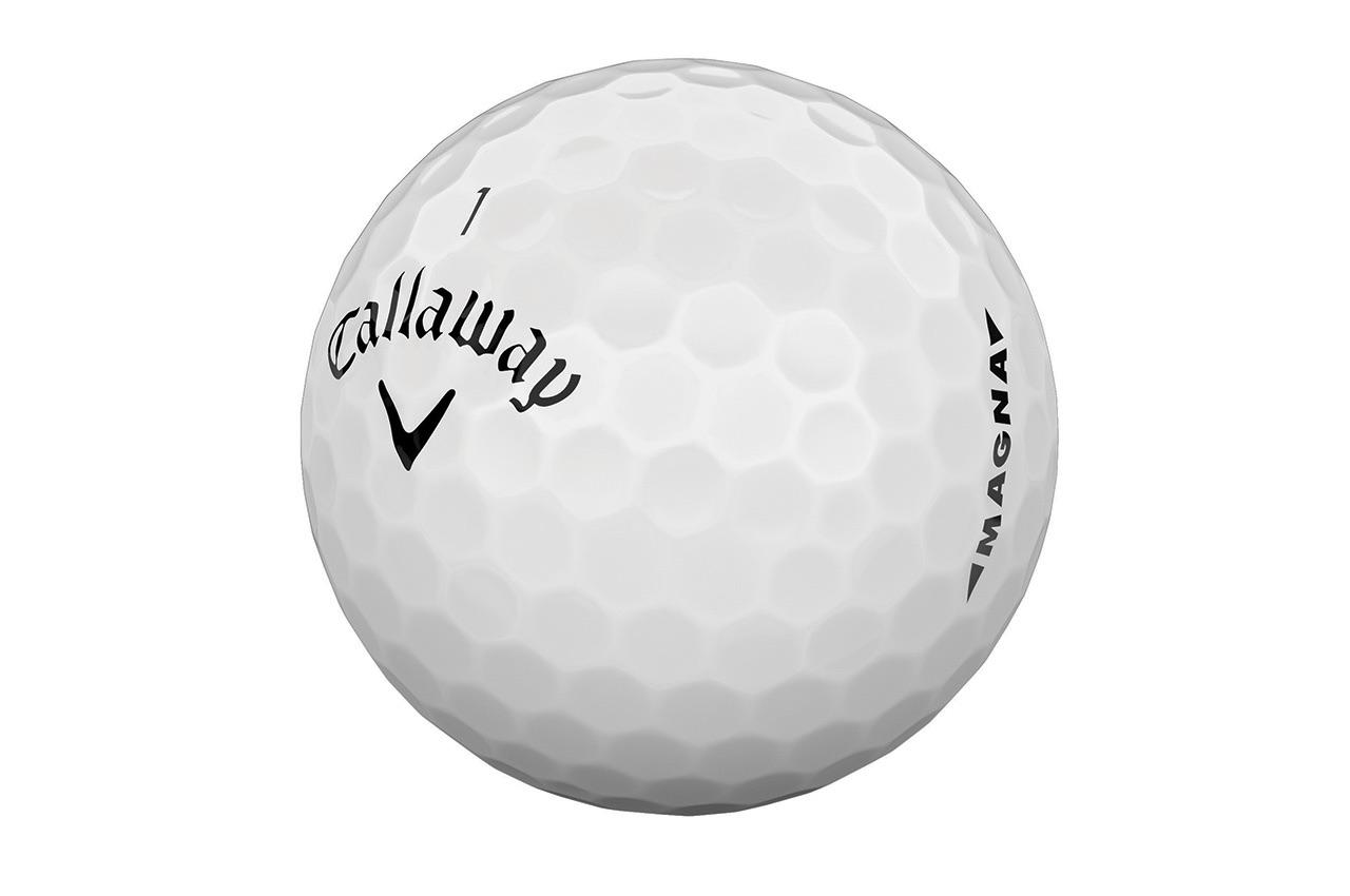 Callaway Supersoft Magna balls
