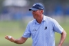 HONOLULU, HI - JANUARY 12: Matt Kuchar of the United States acknowledges the crowd on the first green during the third round of the Sony Open In Hawaii at Waialae Country Club on January 12, 2019 in Honolulu, Hawaii. (Photo by Kevin C. Cox/Getty Images)