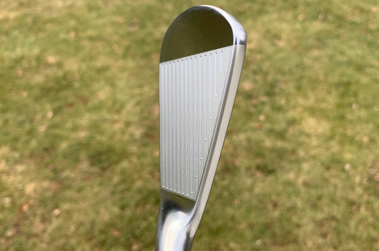 Srixon Z-Forged irons