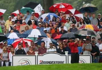 Tiger Woods 2007 WGC-Bridgestone