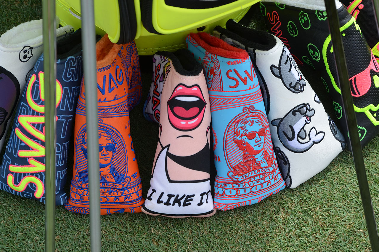 Swag Golf putter covers