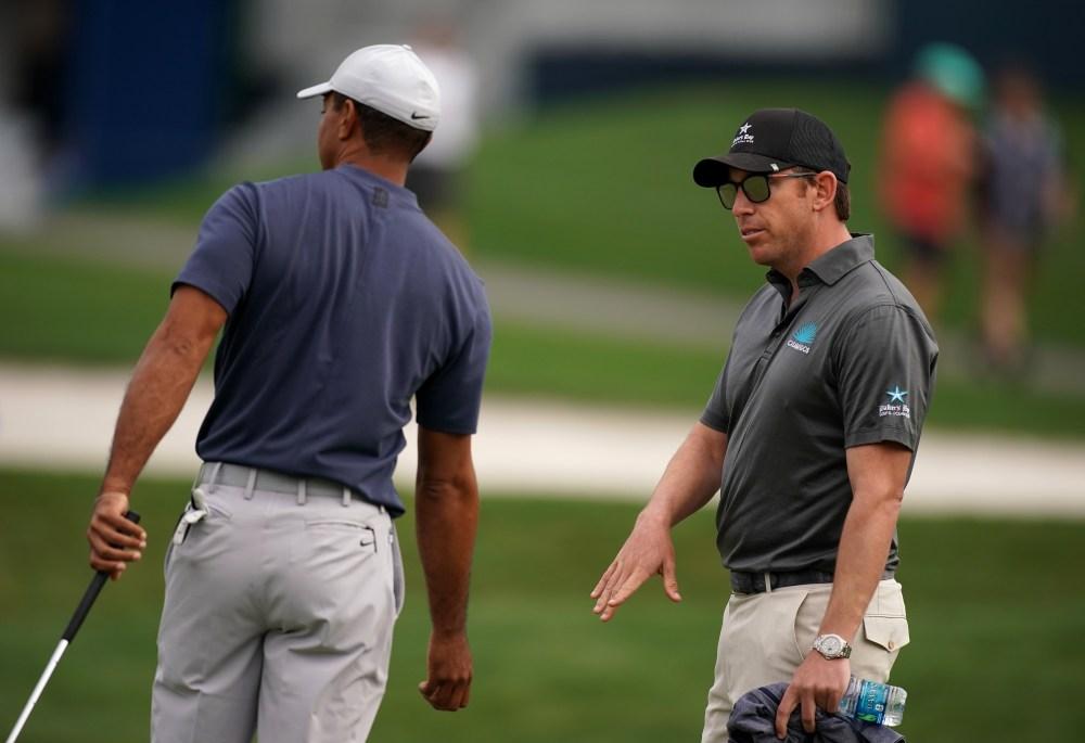 Tiger Woods, Matt Killen