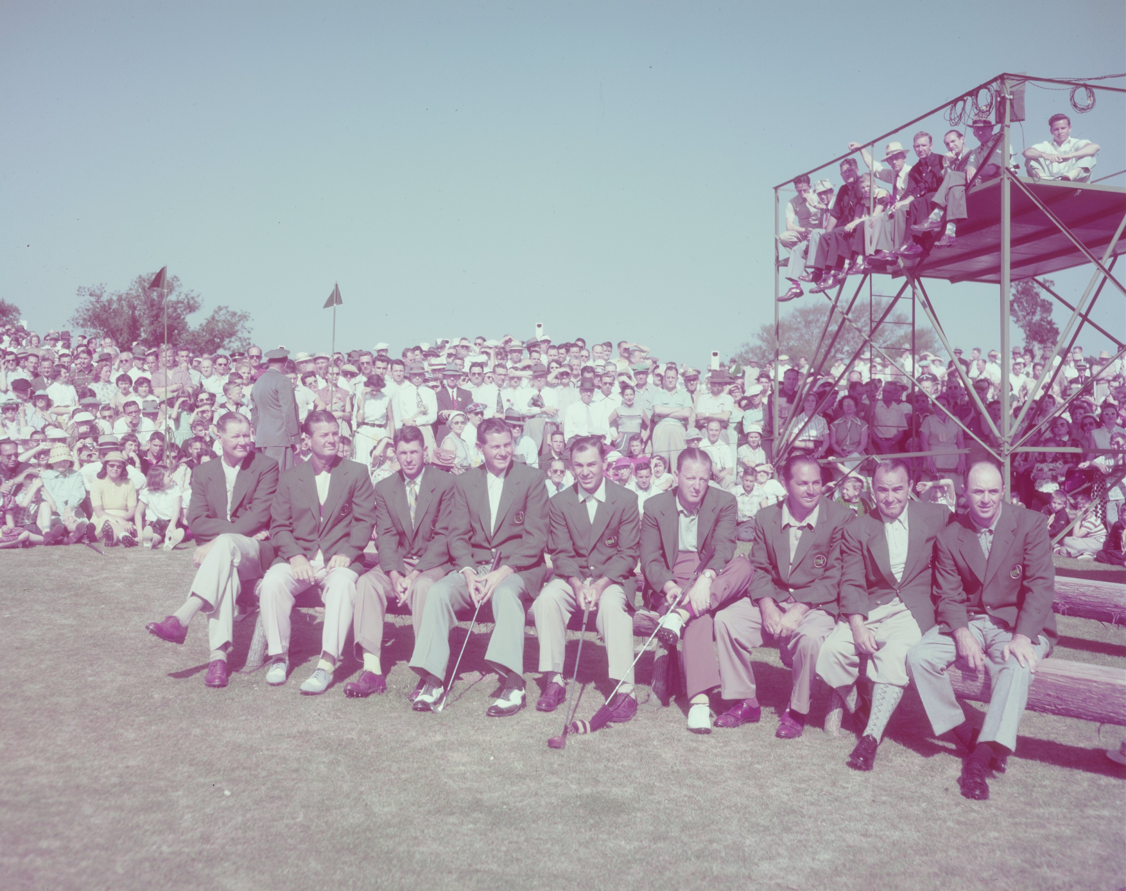 Masters: 82 years of Masters winners and memories