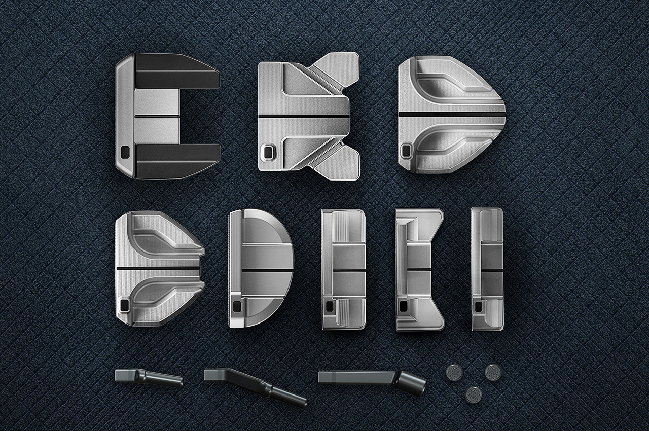 PXG GEN2 putter kit