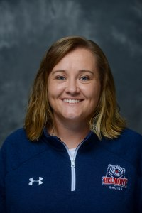 Olivia Jordan-Higgins, head women's golf coach for the Belmont Bruins
