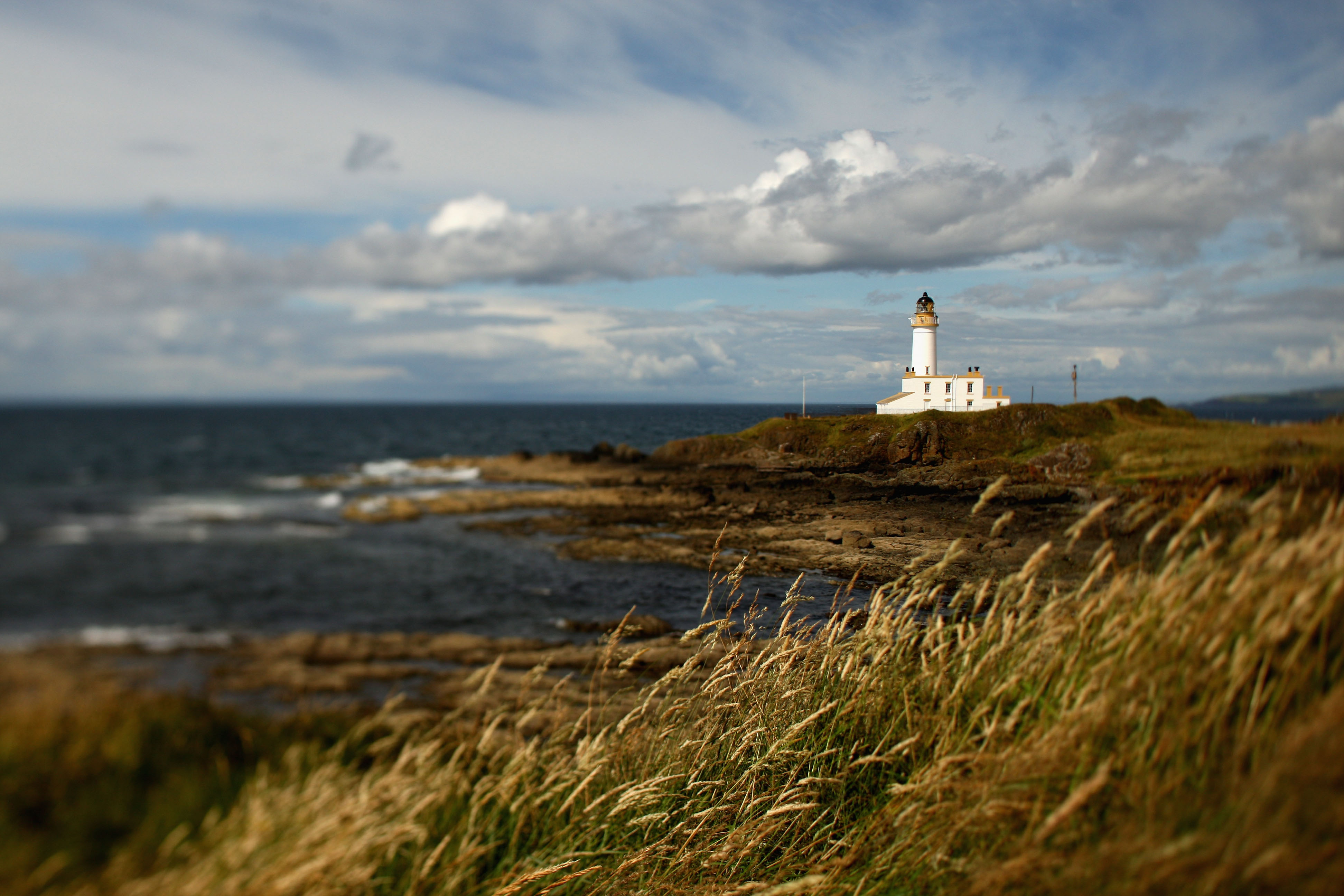 Trump Turnberry lighthouse