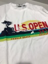 """The standout t-shirt comes from the """"US Open Collection"""" and is a vibrant, beachy play off the Pebble Beach logo of years past and the Lone Cypress ($34)"""