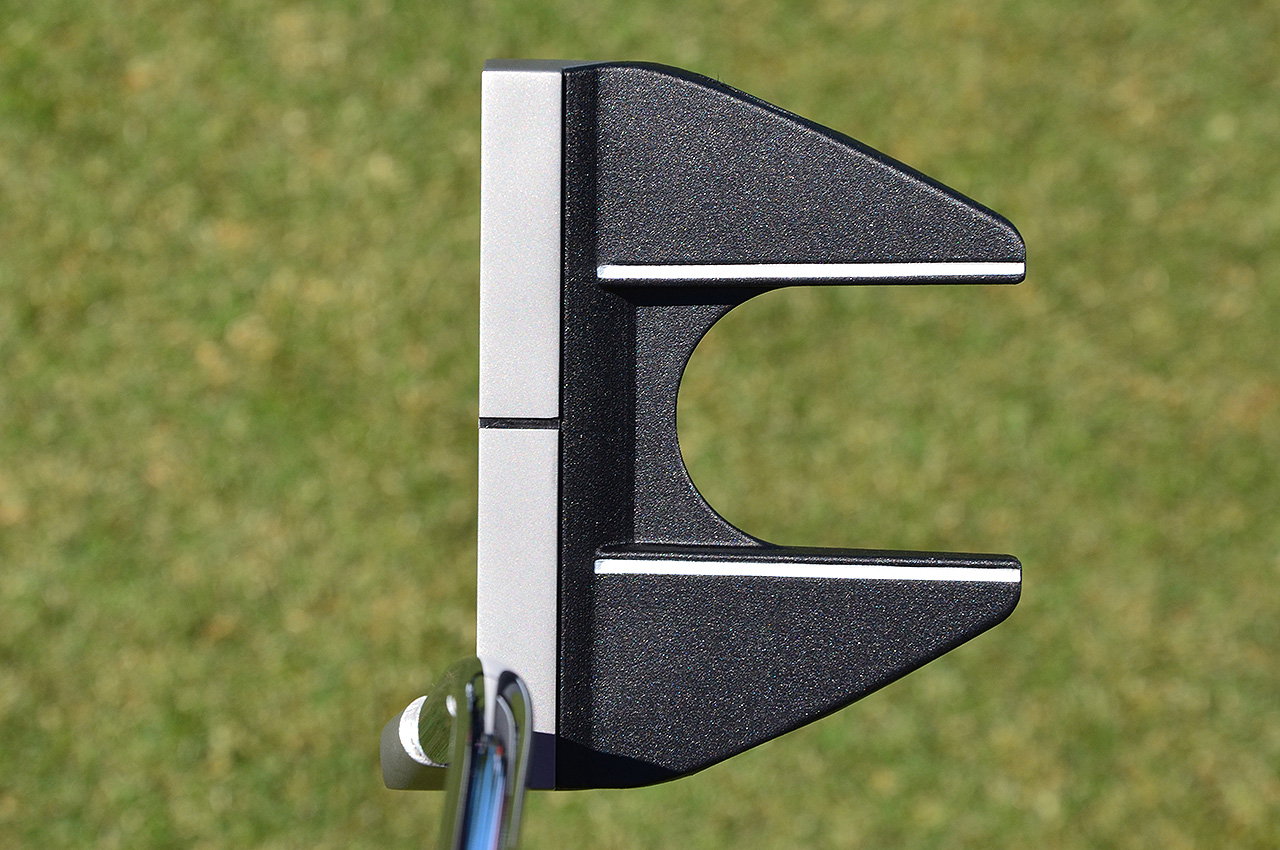 Justin Rose's Axis 1 Rose proto putter