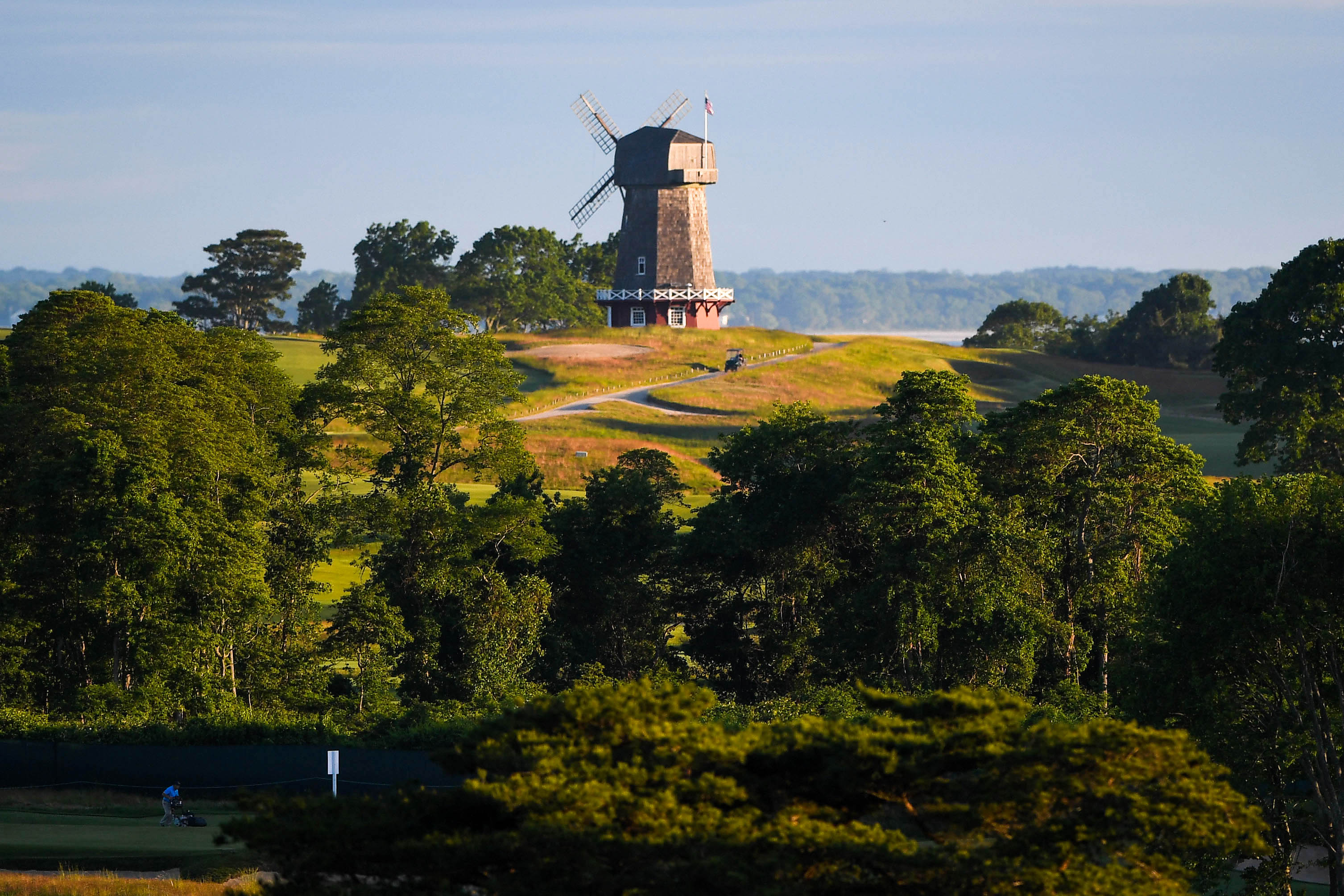 The windmill National Golf Links
