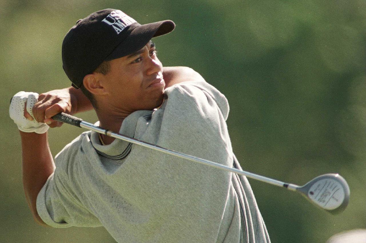 1996 Tiger Woods driver