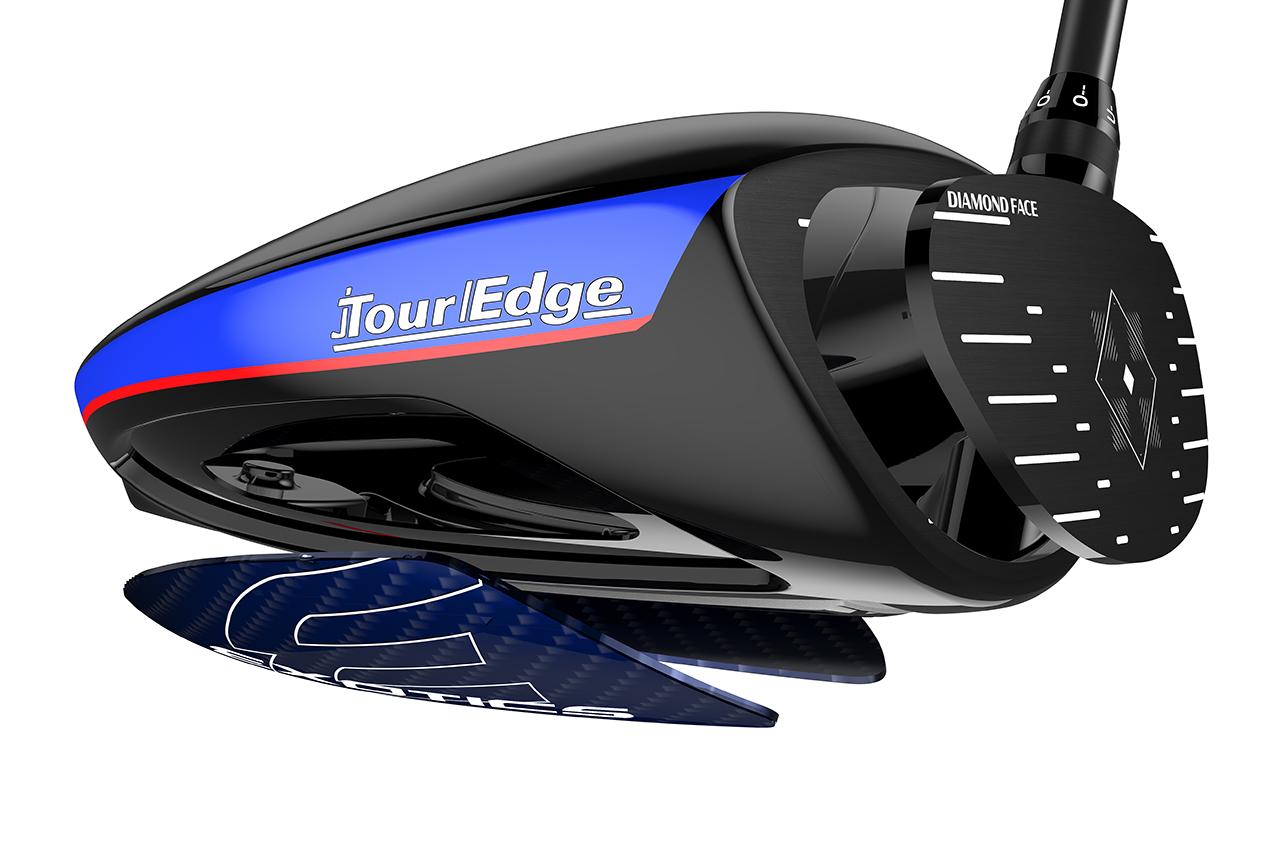 Tour Edge Exotics EXS 220 driver
