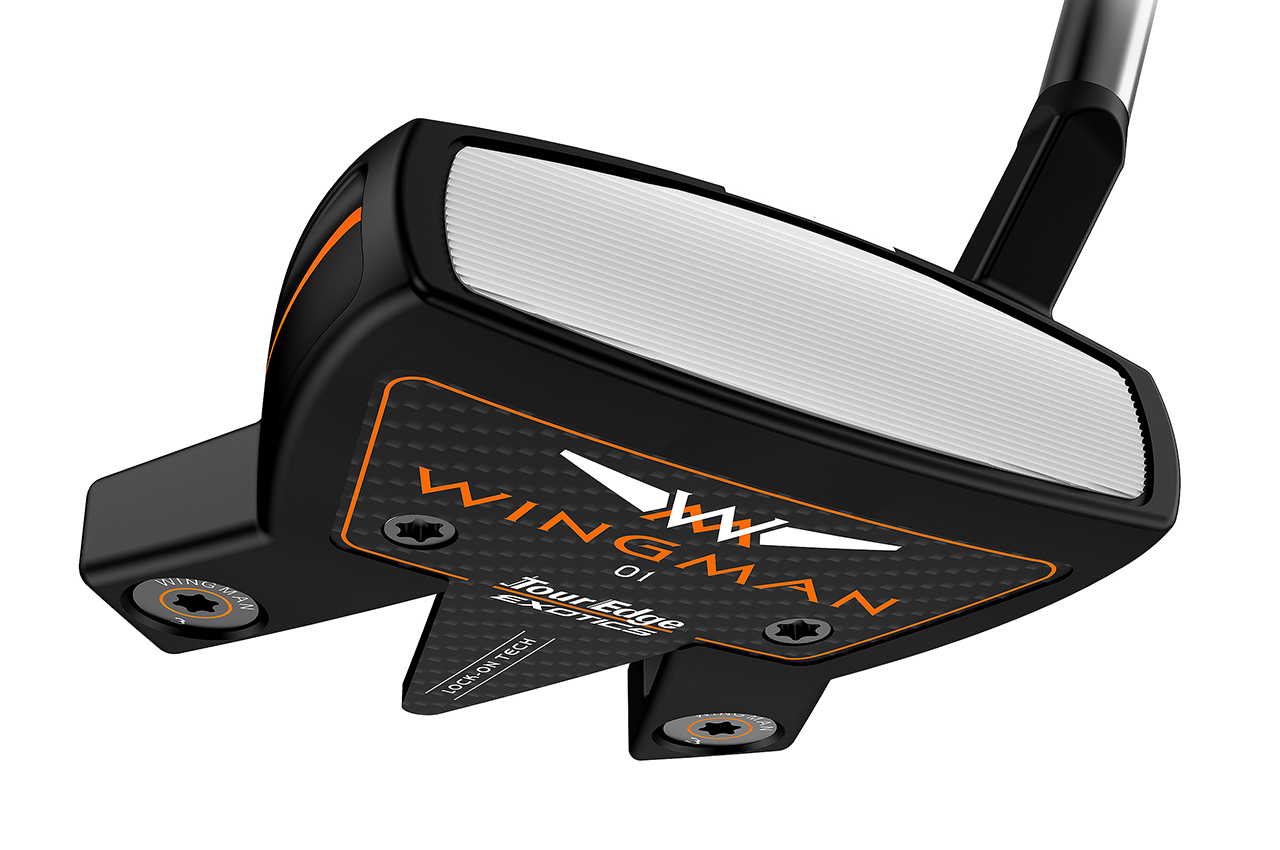 Tour Edge Wingman 01 putter