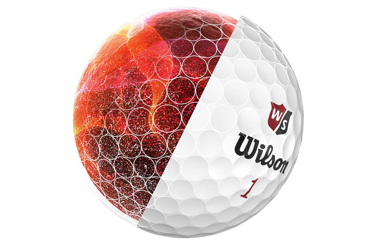 Wilson Staff DUO+ golf balls