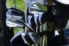 Justin Rose's TaylorMade irons