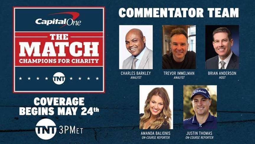 The Match: Champions for Charity
