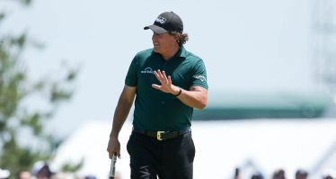 Phil Mickelson 2018 U.S. Open