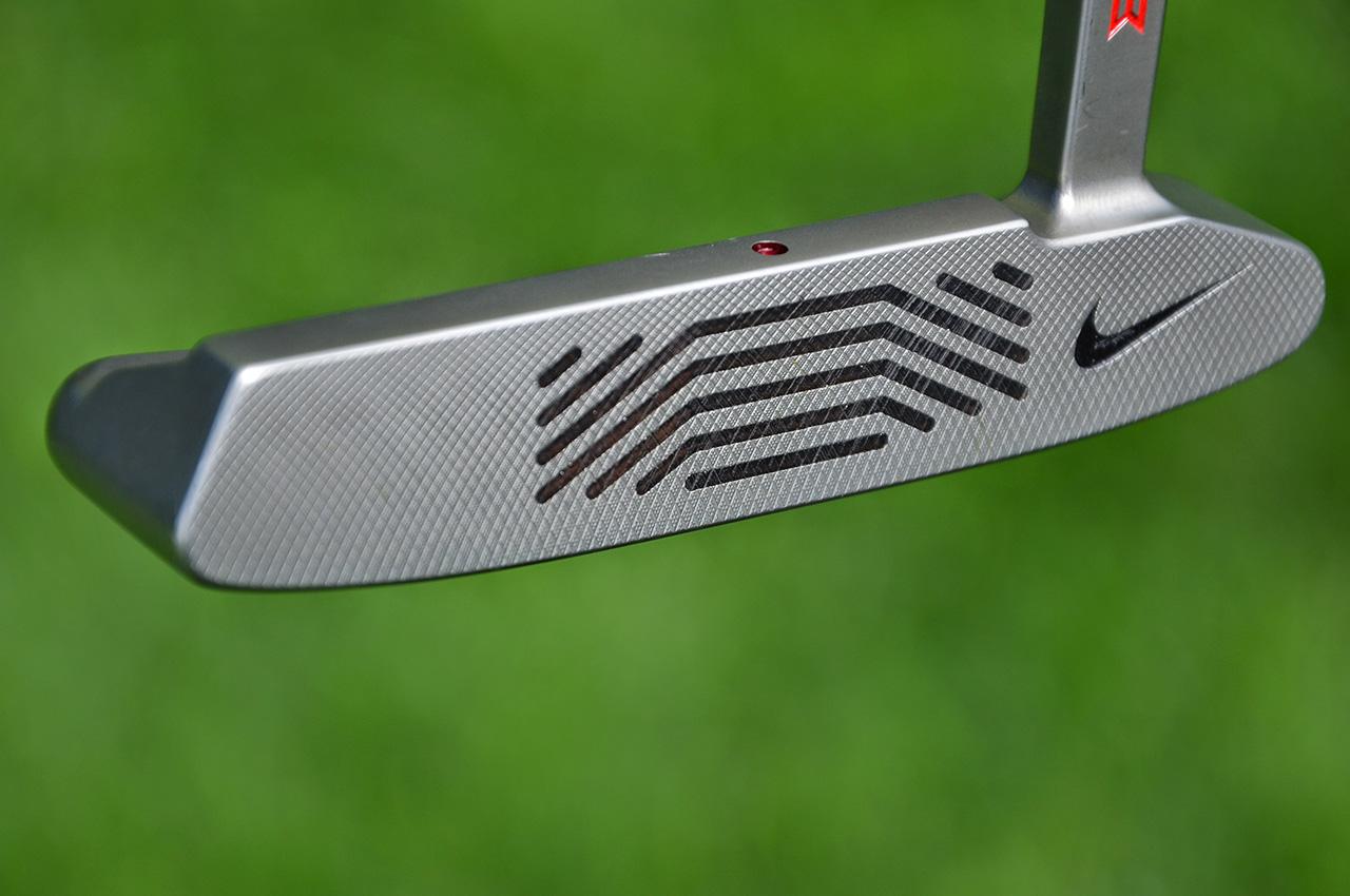 Tiger Woods's Nike putter