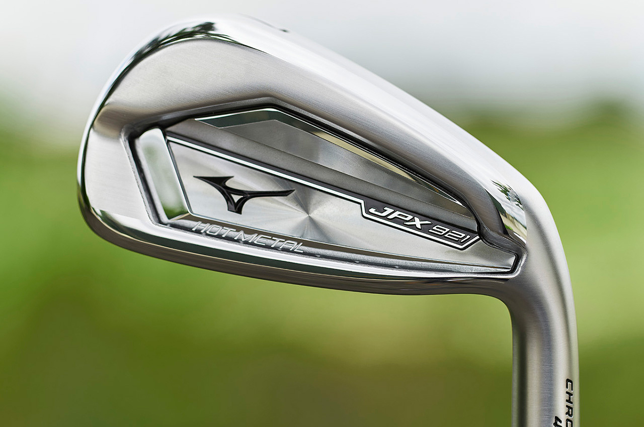 Mizuno JPX 921 Hot Metal irons