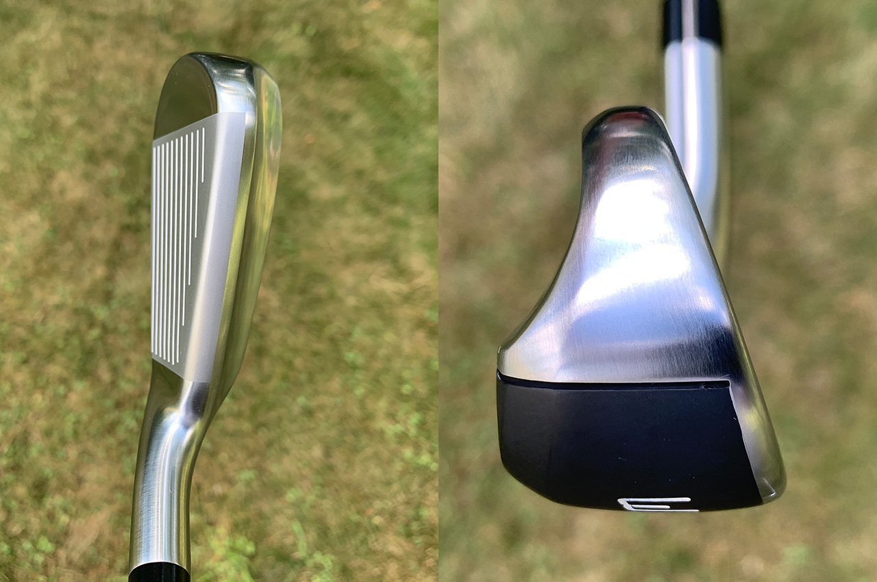 TaylorMade SIM DHy iron