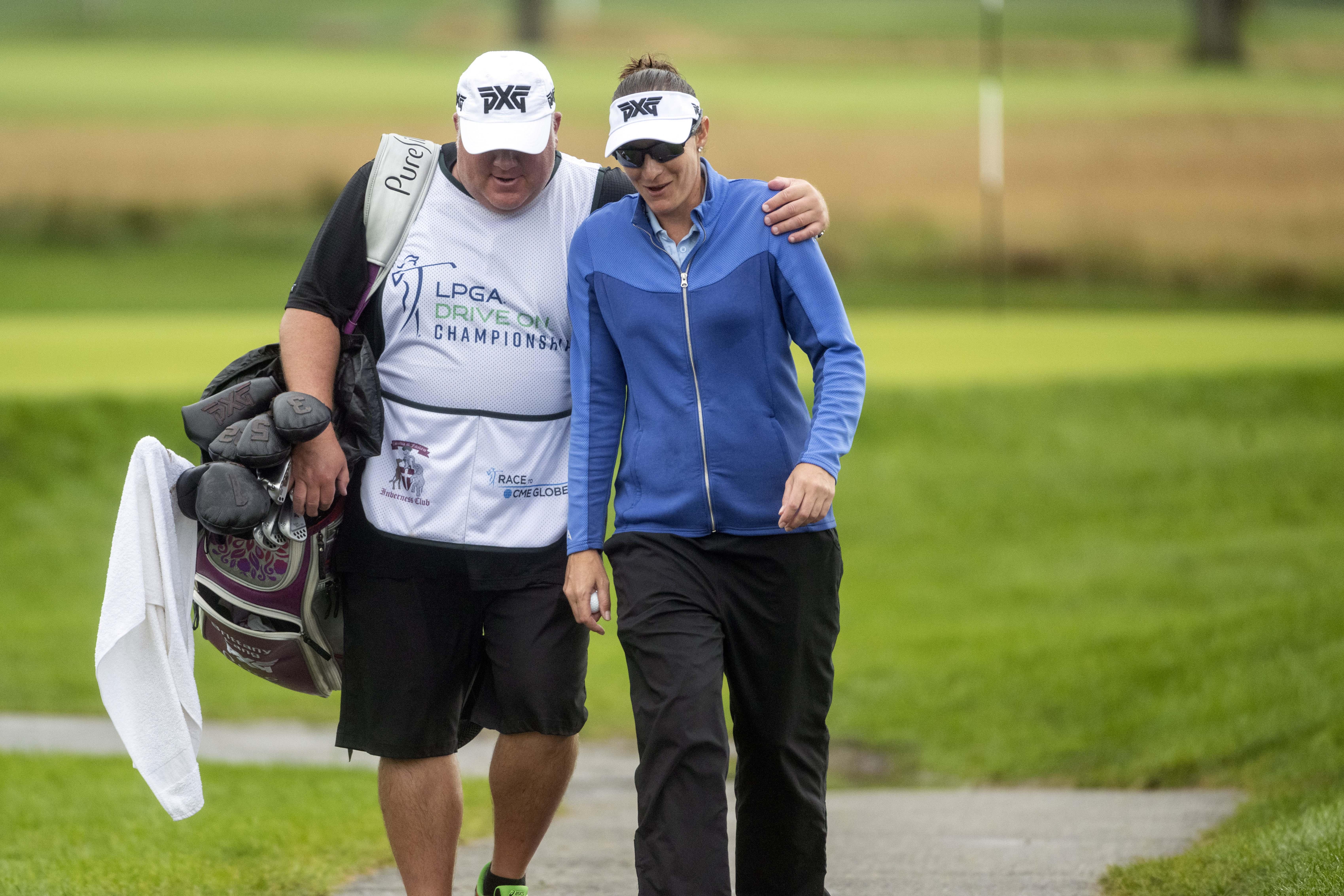 LPGA: LPGA Drive Championship - Second Round