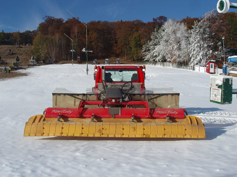 Wild Mountain, MN – First Ski Area in the U.S. To OPEN for Skiing! 2012- 2013 Ski Season Had Begun. | Unofficial Networks