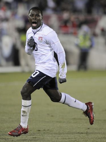 Freddy Adu 2 (ISIphotos.com)