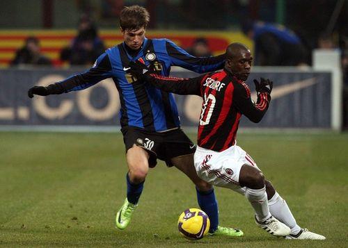 Milan derby (Reuters)