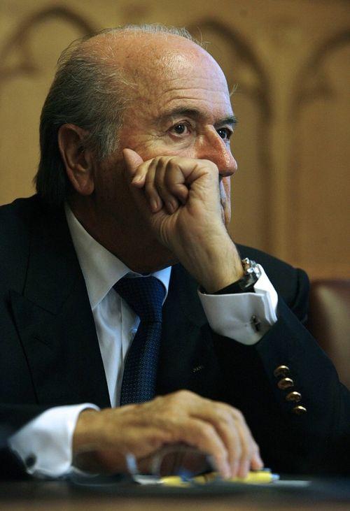 Blatter (Reuters)