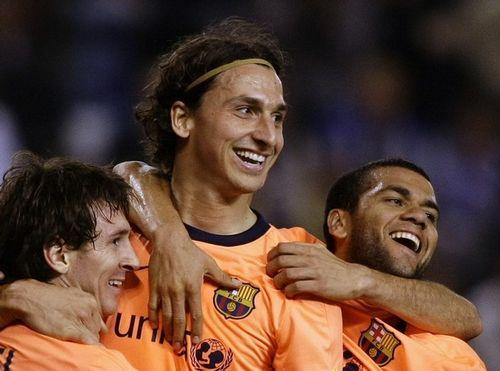 Barcelona 1 (Reuters)