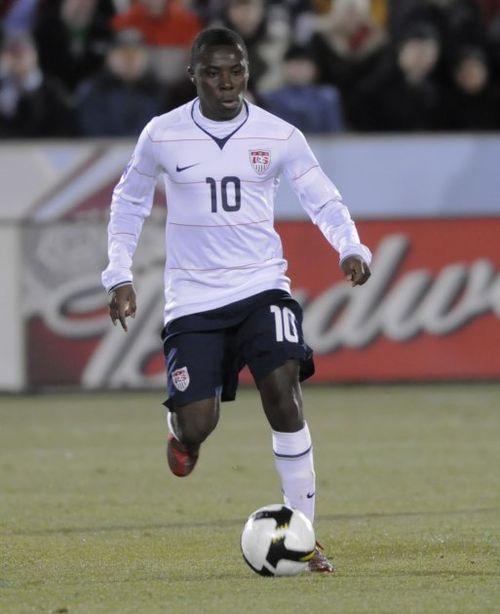 Freddy Adu (ISIphoto.com)