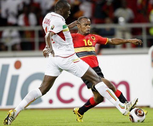 Angola-Mali