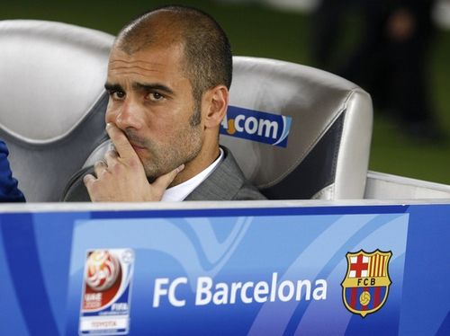 Pep Guardiola (Reuters)