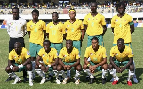 Togo national team (reuters)