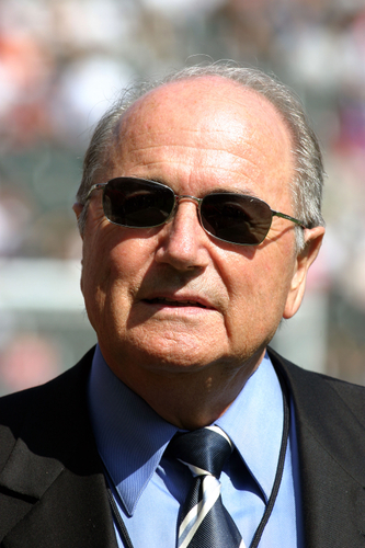 Sepp Blatter (ISIphotos.com)