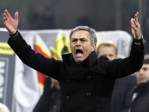 Jose Mourinho (Reuters)
