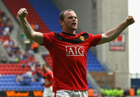 Wayne Rooney (Getty Images)