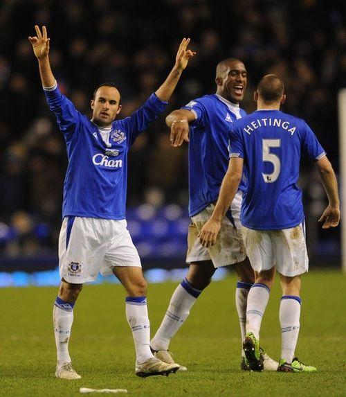 Landon Donovan Everton 1 (GettyImages)