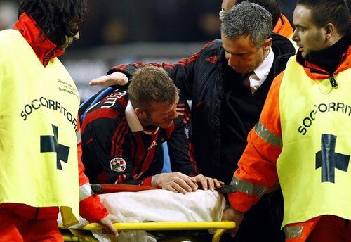 David Beckham 1 (Reuters)