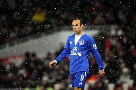 Landon Donovan Everton (Reuters)
