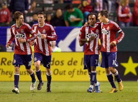 Chivas USA Celebrate (MichaelJanoszISI)